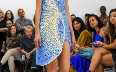 Mejoras en moda por la impresión 3D: Impresión de ropa