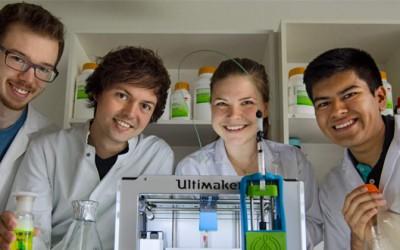 Mejoras en medicina por la impresión 3D: Impresión de tejidos vivos