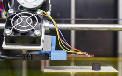 Mejoras en producción por la impresión 3D: Impresión de imanes