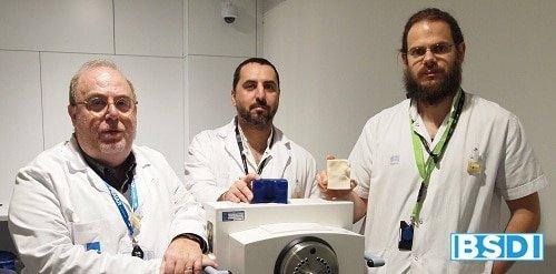 BSDI colabora en los avances en radioterapia para tratar el cáncer de piel
