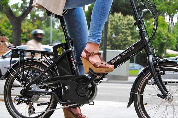 carcasa bicicleta electrica