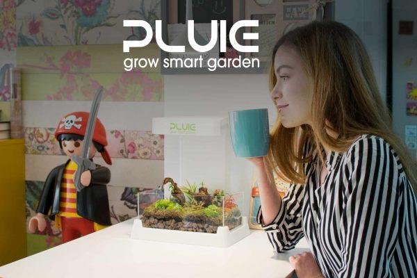 Pluie | Grow Smart Garden