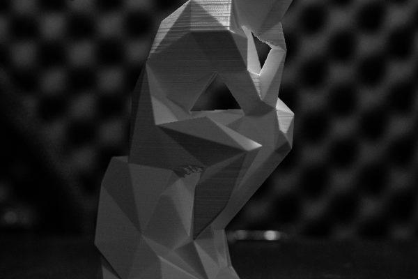 La reproducción 3D