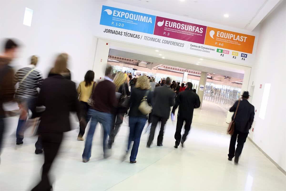 Expoquimia, Eurosurfas Y Equiplast